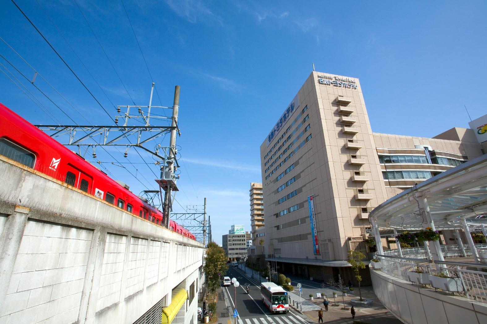 豊田市駅 ホテル