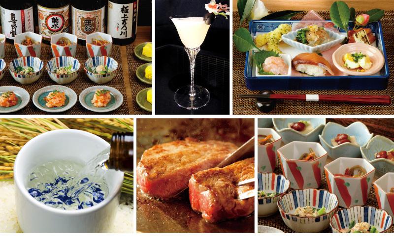 新潟清酒飲み放題イベント「前哨の陣」