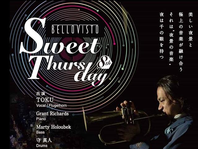 ミュージックイベント「Bellovisto Sweet Thursday」