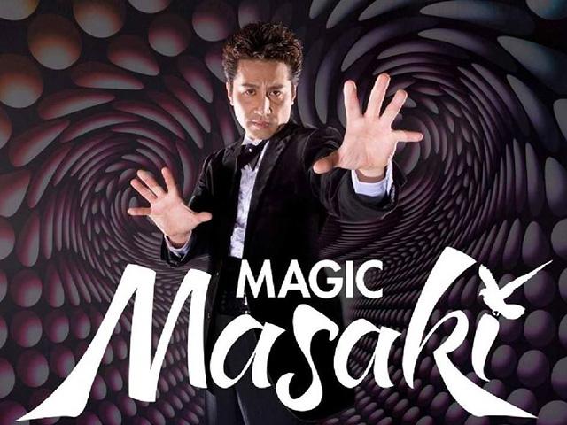 Masaki マジックショー