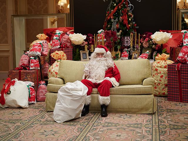 サンタと楽しむXmasパーティ