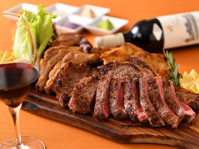 夏のスタミナ祭!肉バルフェア