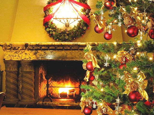 クラシックホテルで過ごすクリスマスディナー&ワンドリンク付