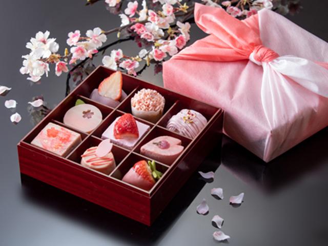 【テイクアウト限定】桜スイーツボックス