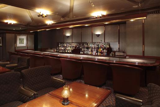 Main Bar Plafondrestaurantbarkeio Plaza Hotel Hachiojijapan